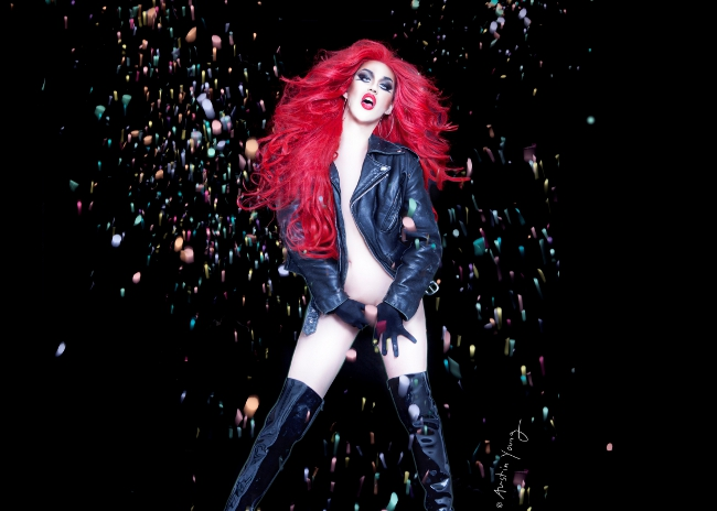 Center Stage with Adore Delano: St. Louis PrideFest 2015 Headliner