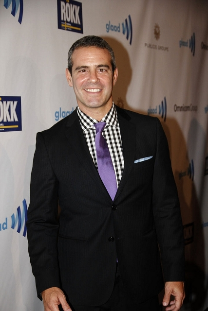 are andy cohen and anderson cooper in a relationship