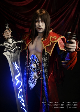 Dracula from Castlevania Lords of Shadow 2