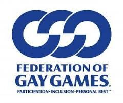 Federation of Gay Games logo square preview