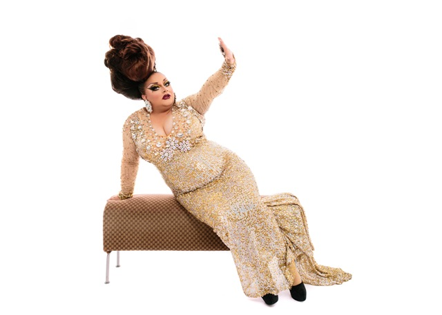 Ginger Minj: There's No Shutting Her Up!