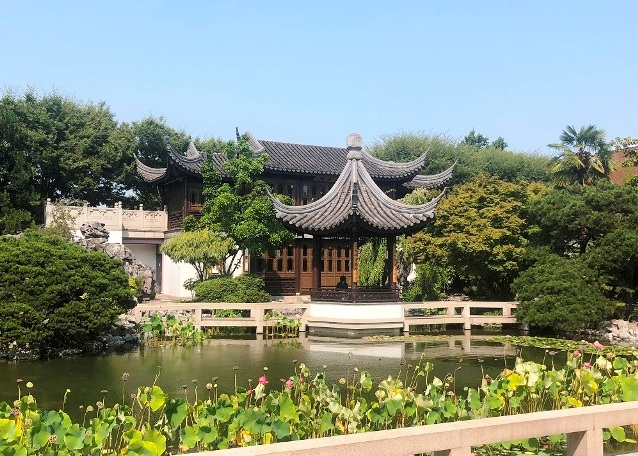 PortlandChineseGarden