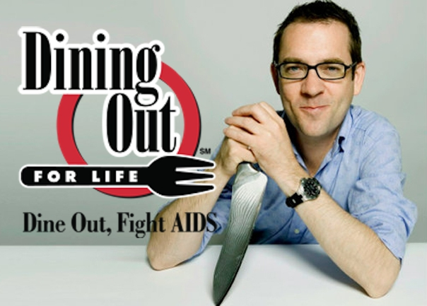 Dining Out for Life's Ted Allen: